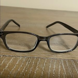 Grey Reading Glasses 2.50